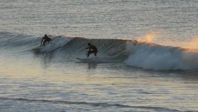 Surf report FR, Mimizan - Plage Garluche (40) du 2012-10-30 15:00:00