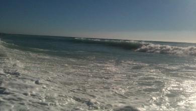 Surf report FR, Menton - Baie du Soleil (06) du 2012-11-01 08:00:00
