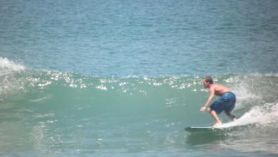 Surf report ID, Kuta Beach (ID) du 2012-10-27 10:00:00