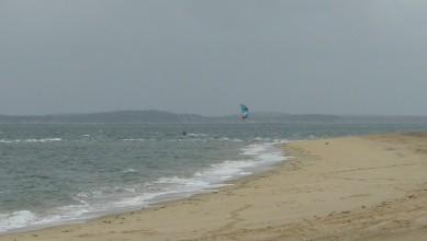 wind report FR, Arcachon - Les Arbousiers (33) du 2012-11-26 14:00:00