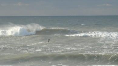 wind report FR, Lacanau Océan - La Nord (33) du 2012-11-28 14:00:00