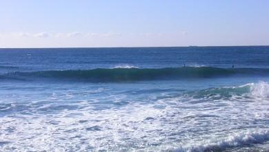 wave report FR, Sausset les Pins - Plage du Port (13) du 2012-12-02 09:00:00