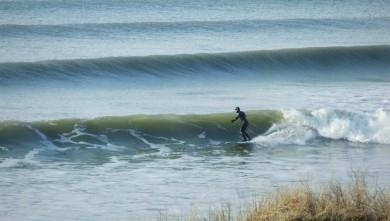 Surf report FR, Montalivet (33) du 2012-12-11 14:00:00
