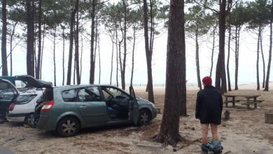 Wind report FR, La Lagune (33) du 2012-12-29 12:00:00