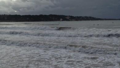 Surf report FR, Plage du Lido (83)