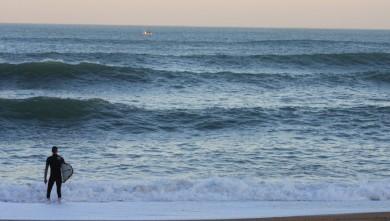 wave report FR, Biarritz - Grande Plage (64)