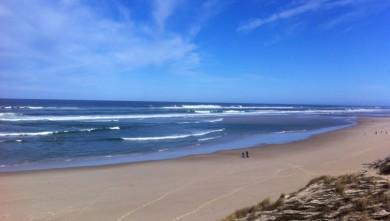 Surf report FR, Mimizan - Plage Garluche (40) du 2013-03-10 10:43:00