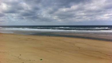 Surf report FR, Mimizan - Plage Garluche (40) du 2013-03-12 11:14:00