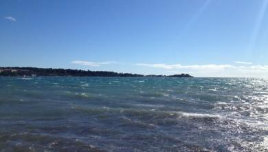Surf report FR, Cannes - Palm Beach (06) du 2013-03-18 15:00:00