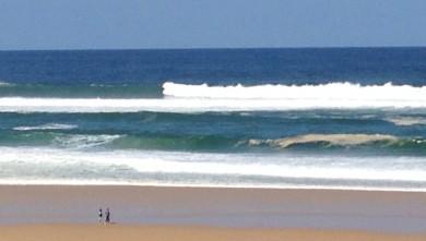 Surf report FR, Mimizan - Plage Garluche (40) du 2013-05-10 12:00:00