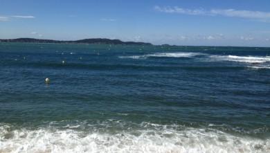 Surf report FR, L'Almanarre (83)