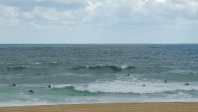 Surf report FR, Vieux Boucau (40) du 2013-07-29 09:20:00