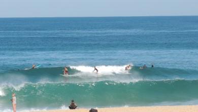 wave report FR, Vieux Boucau (40) du 2013-07-30 10:15:00