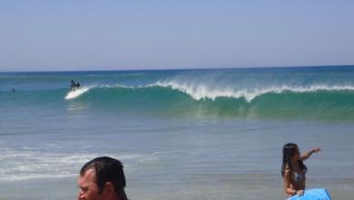 wave report FR, Vieux Boucau (40) du 2013-07-31 12:20:00