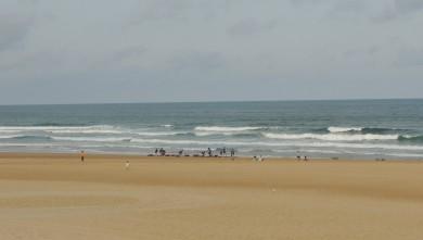 Surf report FR, Vieux Boucau (40) du 2013-08-02 08:30:00