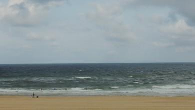 Surf report FR, Vieux Boucau (40) du 2013-08-05 09:30:00