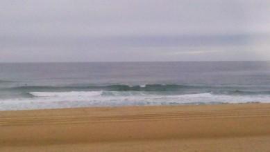 Surf report FR, Vieux Boucau (40) du 2013-08-06 08:50:00