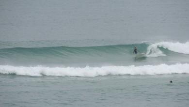 Surf report FR, Vieux Boucau (40) du 2013-08-06 11:45:00