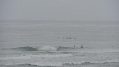Surf report FR, Vieux Boucau (40) du 2013-08-07 09:35:00