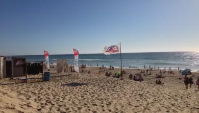 Surf report FR, Le Porge (33) du 2013-08-10 18:00:00