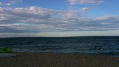 Surf report FR, Le Racou (66) du 2013-08-11 15:00:00