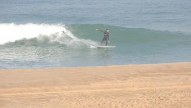Surf report FR, Vieux Boucau (40) du 2013-08-12 09:20:00