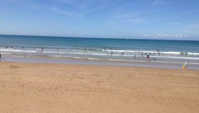 Surf report FR, St Gilles-Croix-de-Vie (85) du 2013-08-13 12:05:00