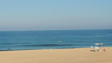 Surf report FR, Vieux Boucau (40) du 2013-08-15 09:30:00