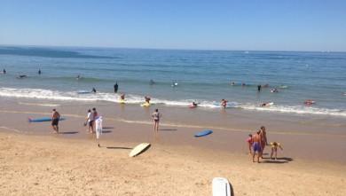 Surf report FR, St Gilles-Croix-de-Vie (85) du 2013-08-15 11:00:00