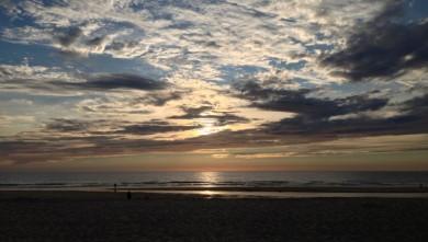 Surf report FR, Le Porge (33) du 2013-08-16 20:30:00