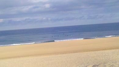 Surf report FR, Vieux Boucau (40) du 2013-08-17 09:05:00
