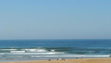 Surf report FR, Vieux Boucau (40) du 2013-08-20 10:00:00