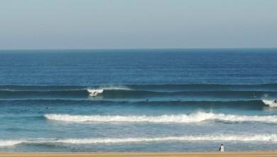 Surf report FR, Vieux Boucau (40) du 2013-08-21 09:10:00
