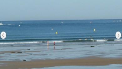 Surf report FR, Les Sables-d'Olonne - Grands Cheveaux (85) du 2013-08-21 17:26:00