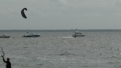 Surf report FR, Andernos - Le Betey (33) du 2013-09-17 16:00:00