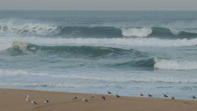 Surf report FR, Vieux Boucau (40) du 2013-10-21 09:10:00