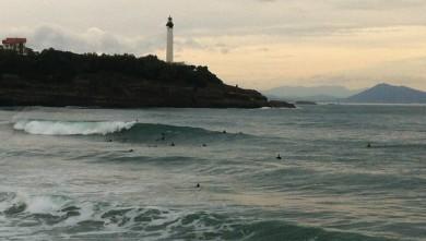 Surf report FR, Anglet Surf Club (64) du 2013-10-26 14:00:00