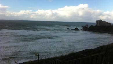 Surf report FR, Côte des Basques (64) du 2013-10-29 15:00:00