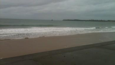 Surf report FR, Saint-Malo - Le Sillon (35)