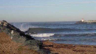 wave report FR, Anglet La Barre (64) du 2013-12-16 10:00:00