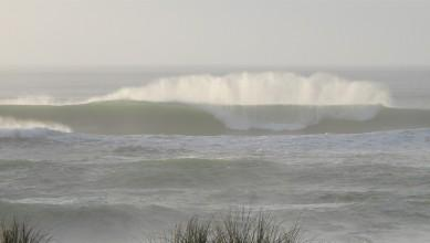 Surf report FR, Cap-Ferret - Plage de L'Horizon (33) du 2013-12-14 16:00:00