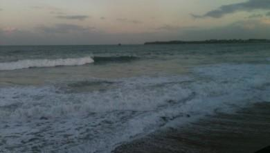 wave report FR, Saint-Malo - Plage Rochebonne (35) du 2013-12-20 09:10:00