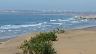 Surf report MA, Sidi Kaouki - L'Oued (MA) du 2013-01-08 12:00:00