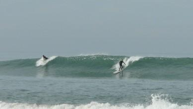 Surf report MA, Sidi Kaouki - L'Oued (MA) du 2013-01-09 12:00:00