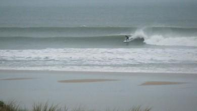 Surf report FR, Montalivet (33)