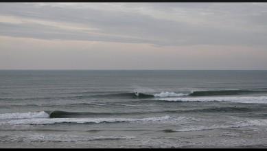 Surf report FR, Lacanau Océan - La Nord (33) du 2013-01-17 16:00:00