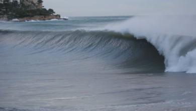 Surf report FR, Les douaniers (06) du 2013-01-23 15:00:00