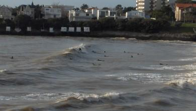 Surf report FR, Royan - Pontaillac (17) du 2013-01-26 16:00:00