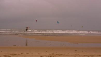 Wind report FR, Le Porge (33) du 2013-02-10 11:00:00