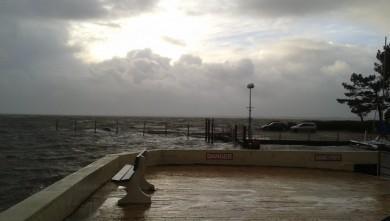Wind report FR, Andernos - Le Betey (33) du 2013-02-11 12:00:00